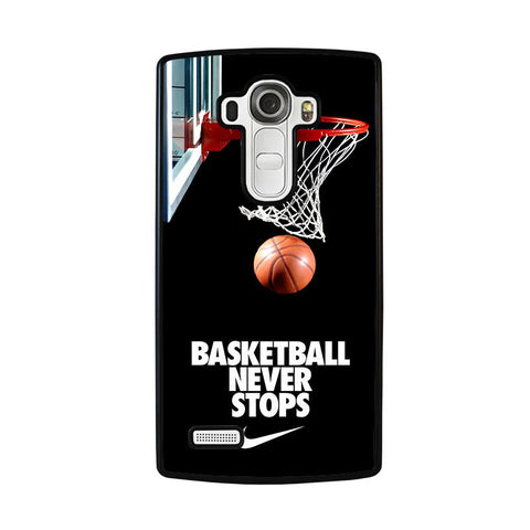 BASKETBALL-NEVER-STOPS-lg-g4-case-cover