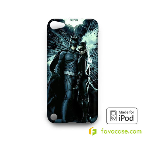 BATMAN 3 The Dark Knight iPod Touch 4, 5 Case Cover