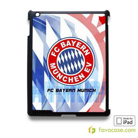 BAYERN MUNCHEN Munich Football Club  iPad 2 3 4 5 Air Mini Case Cover