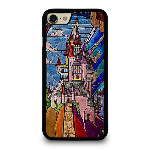 BEAUTY-AND-THE-BEAST-CASTLE-DISNEY-case-for-iphone-ipod-samsung-galaxy-htc-one