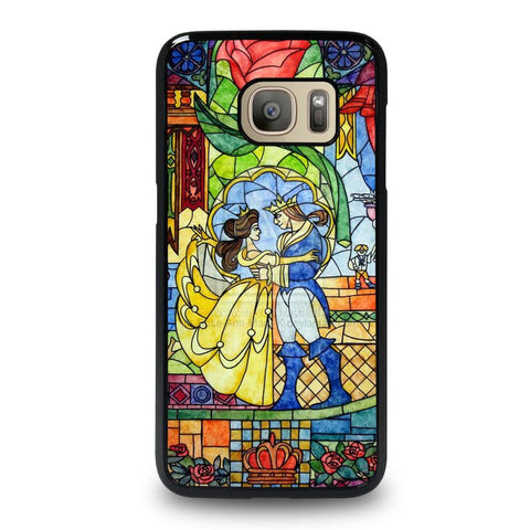 BEAUTY-AND-THE-BEAST-Disney-samsung-galaxy-S7-case-cover