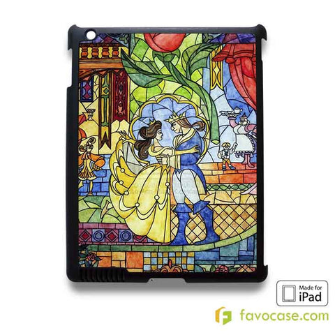 BEAUTY AND THE BEAST iPad 2 3 4 5 Air Mini Case Cover