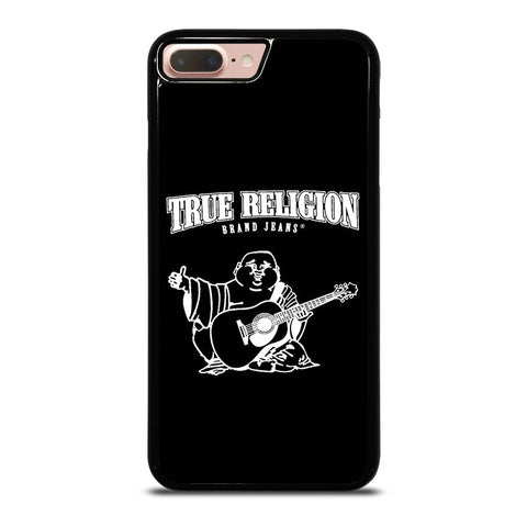 BIG BUDDHA TRUE RELIGION BLACK-iphone-8-plus-case-cover