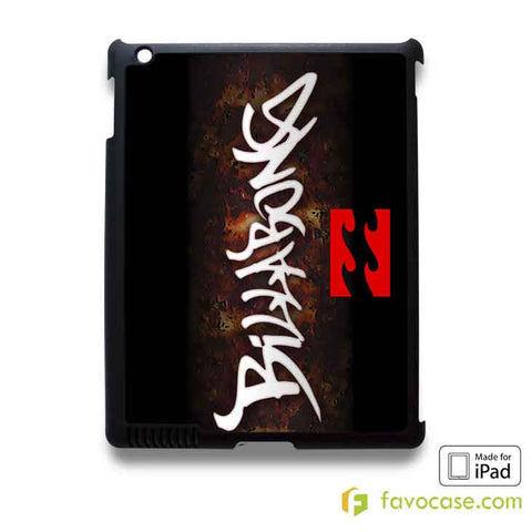 BILLABONG Surf Clothing iPad 2 3 4 5 Air Mini Case Cover