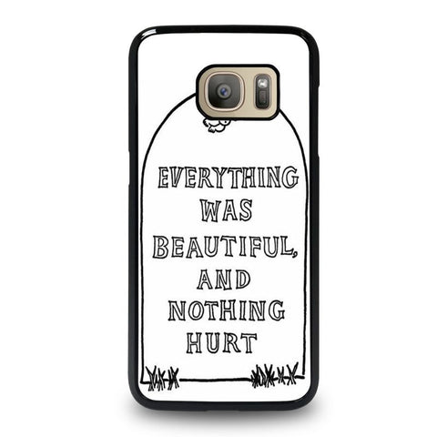 BILLY-PILGRIM-TOMBSTONE-SLAUGHTERHOUSE-samsung-galaxy-S7-case-cover