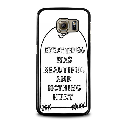 BILLY-PILGRIM-TOMBSTONE-SLAUGHTERHOUSE-samsung-galaxy-s6-case-cover