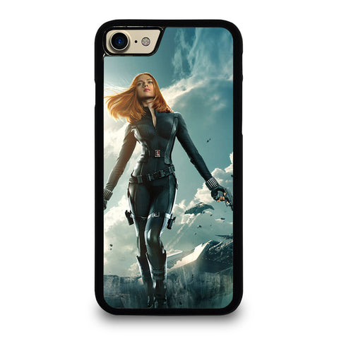 BLACK-WIDOW-MARVEL-AVENGERS-case-for-iphone-ipod-samsung-galaxy