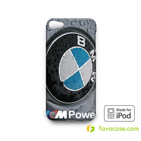 BMW Car Logo M3  iPod Touch 4, 5 Case Cover