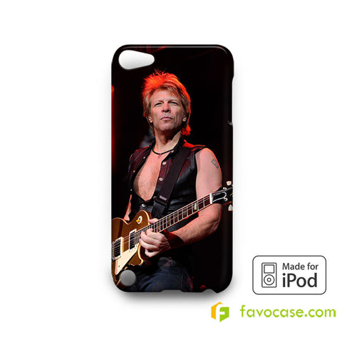 BON JOVI Jon  iPod Touch 4 5 6 Case