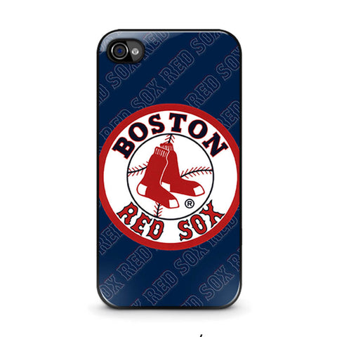 BOSTON RED SOX iPhone 4 / 4S Case Cover