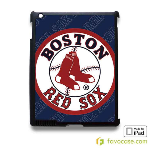 BOSTON RED SOX Baseball Team MLB iPad 2 3 4 5 Air Mini Case Cover