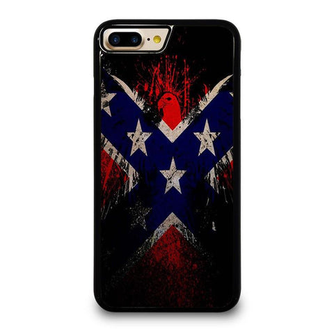 BROWNING REBEL FLAG iPhone 4/4S 5/5S/SE 5C 6/6S 7 8 Plus X Case Cover