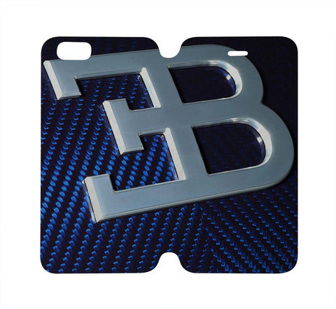 BUGATTI Wallet Case for iPhone 4/4S 5/5S/SE 5C 6/6S Plus Samsung Galaxy S4 S5 S6 Edge Note 3 4 5