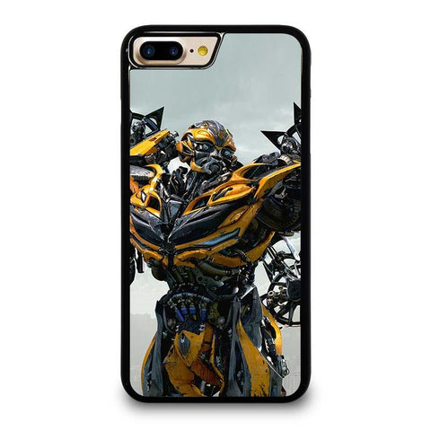 BUMBLEBEE Autobot Transformers iPhone 4/4S 5/5S/SE 5C 6/6S 7 8 Plus X Case Cover