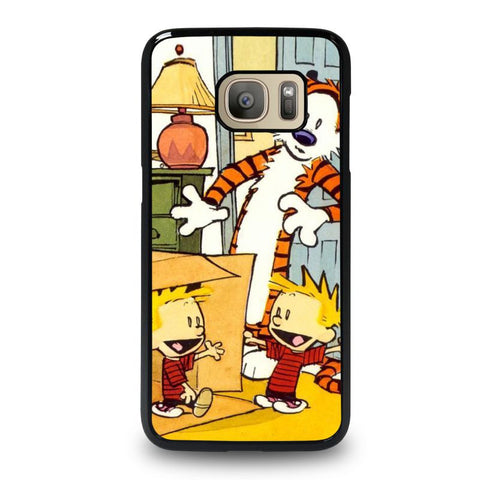 CALVIN-AND-HOBBES-DUPLICATOR-samsung-galaxy-S7-case-cover