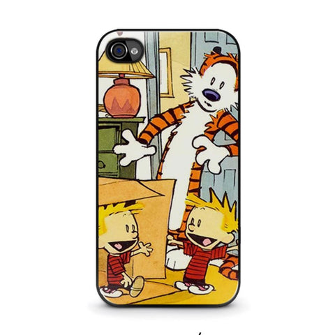 calvin-and-hobbes-duplicator-iphone-4-4s-case-cover