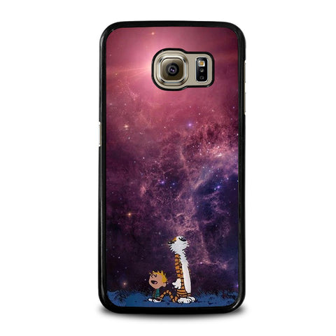 CALVIN-AND-HOBES-NEBULA-samsung-galaxy-s6-case-cover