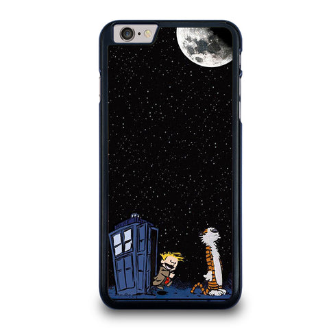 CALVIN-AND-HOBES-TARDIS-BOX-iphone-6-6s-plus-case-cover