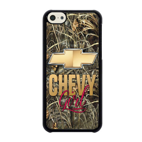 CAMO-CHEVY-GIRL-iphone-5c-case-cover