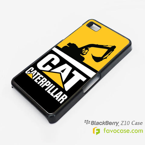 CATERPILLAR 1 Tractor Logo Blackberry Z10 Q10 Case Cover