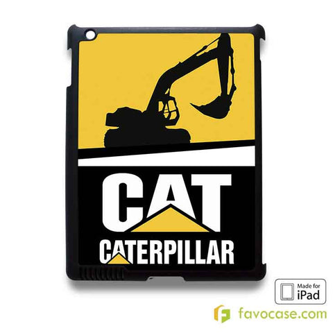 CATERPILLAR 1 Tractor Logo iPad 2 3 4 5 Air Mini Case Cover