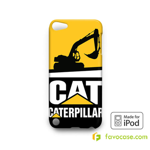 CATERPILLAR 1 Tractor Logo iPod Touch 4, 5 Case Cover