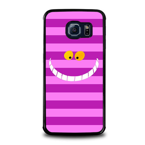 CHESHIRE-CAT-ALICE-IN-WONDERLAND-Disney-samsung-galaxy-s6-edge-case-cover