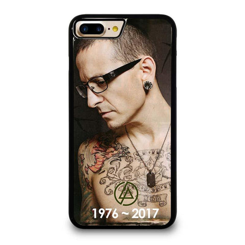 CHESTER BENNINGTON LINKIN PARK iPhone 4/4S 5/5S/SE 5C 6/6S 7 8 Plus X Case Cover