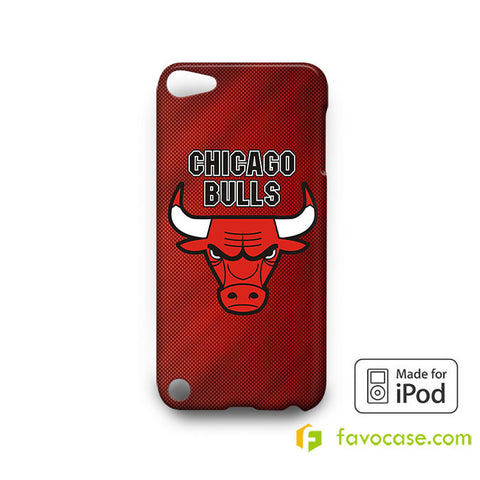 CHICAGO BULLS  iPod Touch 4 5 6 Case