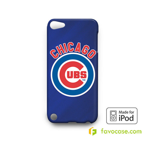 CHICAGO CUBS  iPod Touch 4 5 6 Case
