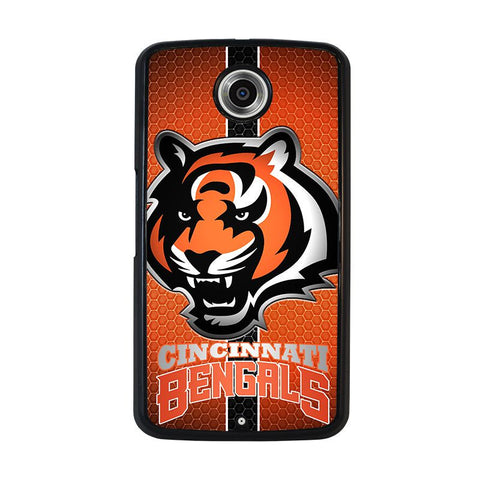 CINCINNATI-BENGALS-nexus-6-case-cover