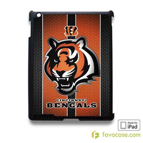 CINCINNATI BENGALS Football Team NFL iPad 2 3 4 5 Air Mini Case Cover