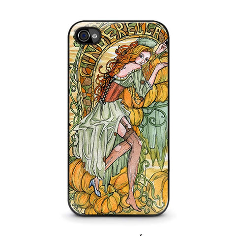 cinderella-art-disney-iphone-4-4s-case-cover
