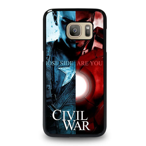 CIVIL-WAR-2-Marvel-Avengers-samsung-galaxy-S7-case-cover