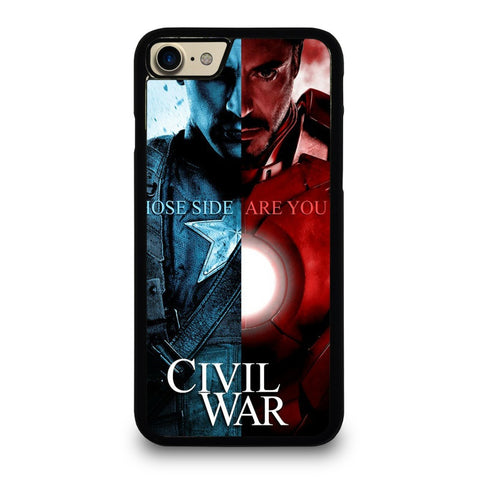 CIVIL-WAR-2-Marvel-Avengers-case-for-iphone-ipod-samsung-galaxy-htc-one