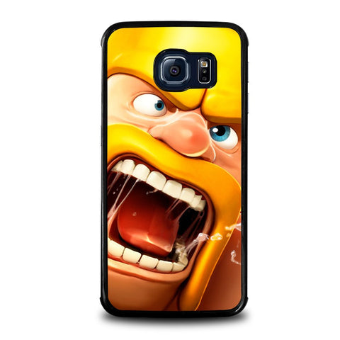 CLASH-OF-CLANS-BARBARIAN-samsung-galaxy-s6-edge-case-cover