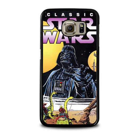 CLASSIC-STAR-WARS-DARTH-VADER-samsung-galaxy-s6-case-cover