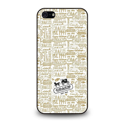 coach-new-york-collage-iphone-5-5s-case-cover