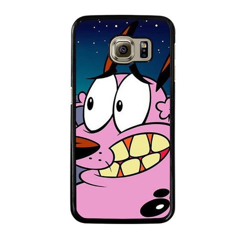 COURAGE THE COWARDLY DOG-samsung-galaxy-S6-case-cover
