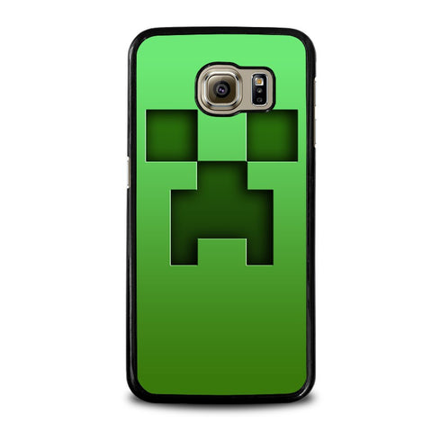 CREEPER-MINECRAFT-samsung-galaxy-s6-case-cover