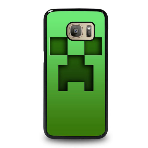 CREEPER-MINECRAFT-samsung-galaxy-S7-case-cover