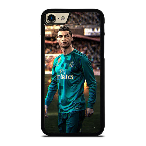 CRISTIANO RONALDO REAL MADRID ART Case for iPhone, iPod and Samsung Galaxy - best custom phone case