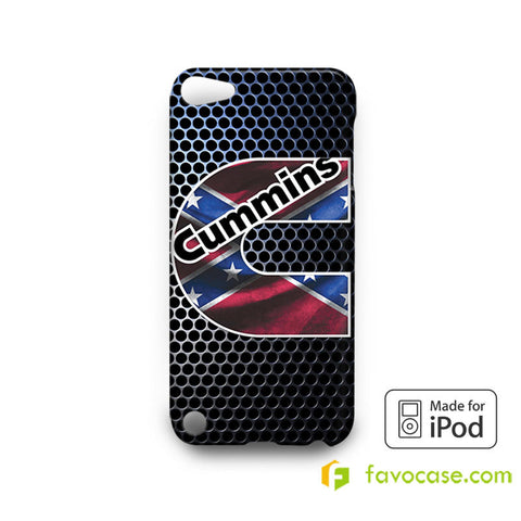 CUMMINS 2 Diesel iPod Touch 4, 5 Case Cover