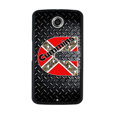 CUMMINS-5-nexus-6-case-cover