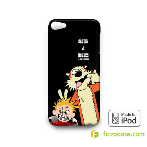 CALVIN AND HOBBES  iPod Touch 4 5 6 Case
