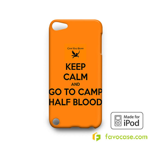 CAMP HALF BLOOD  iPod Touch 4 5 6 Case