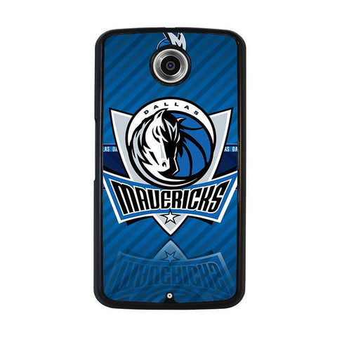 DALLAS-MAVERICKS-nexus-6-case-cover