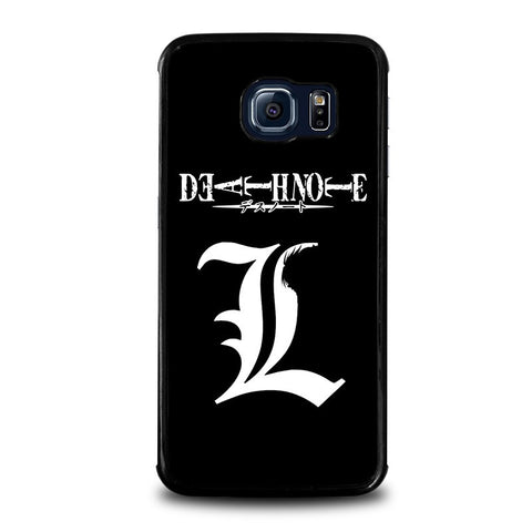 DEATH-NOTE-LIGHT-LOGO-samsung-galaxy-s6-edge-case-cover