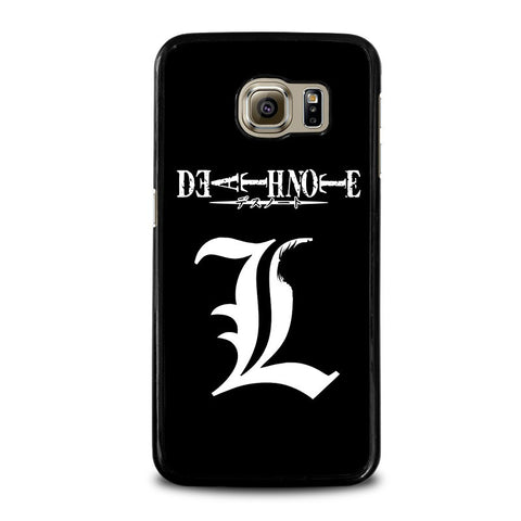 DEATH-NOTE-LIGHT-LOGO-samsung-galaxy-s6-case-cover