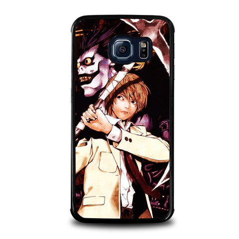 DEATH-NOTE-RYUK-AND-LIGHT-samsung-galaxy-s6-edge-case-cover